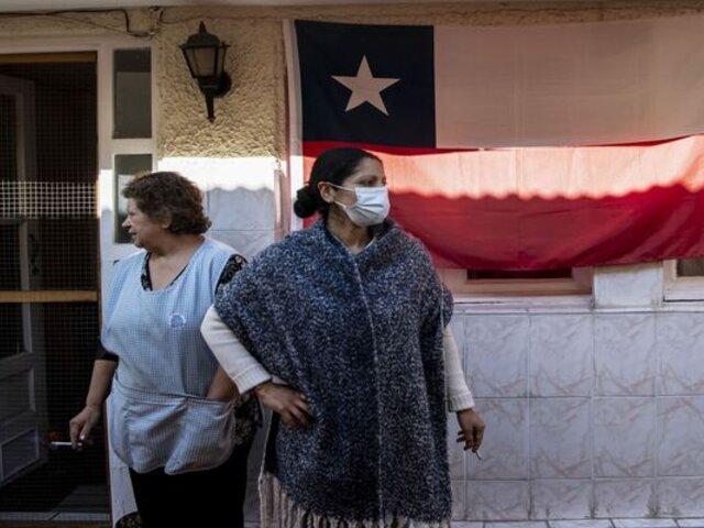 Chile: muertes por la COVID-19 estarían bordeando las 9 mil víctimas, según DEIS
