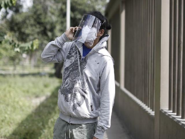 Ministro Zamora anuncia que promoverán compra y subsidio de protectores faciales