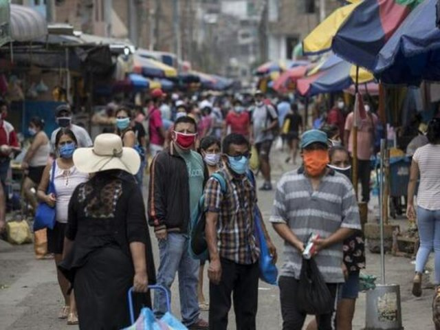 Coronavirus en Perú: cifra de contagiados se eleva a 1'707,787 y fallecidos a 57,537
