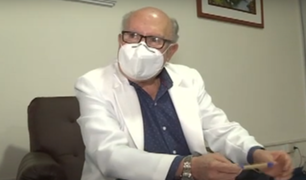 Médico crea novedoso triaje para conocer si estamos infectados de coronavirus