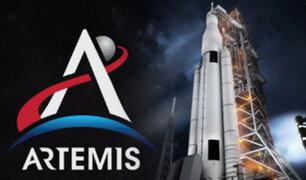 NASA planifica hasta nueve misiones ARTEMIS a la Luna