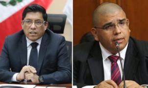 Congreso: presentan mociones para interpelar a Vicente Zeballos y Fernando Castañeda