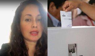 """Elizabeth Zea sobre Elecciones 2021: """"Todavía no tenemos las reglas claras del proceso"""""""