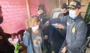 Pucusana: PNP interviene vivienda y encuentra gran cantidad de artefactos robados