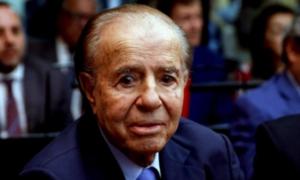 Carlos Menem: expresidente de Argentina murió hoy a los 90 años