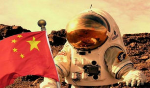 China enviará primera sonda 'Tianwen' a Marte a fines de julio