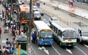 ATU: Transporte informal tendrá que ser retirado por salud pública