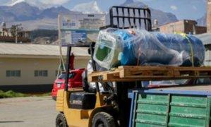 Áncash: minera implementa planta de oxígeno medicinal en Hospital Víctor Ramos Guardia