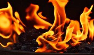 Intento de parricidio: detienen a mujer que trató de quemar a su madrastra en Puno