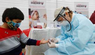 Perú: primer país en Latinoamérica que inició plan de vacunación en plena pandemia