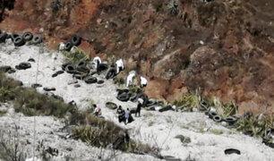 Cajamarca: hallan restos de funcionario desaparecido hace cuatro meses