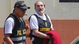 Dictan prisión domiciliaria de 36 meses contra Yehude Simon
