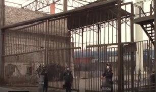 Policía interviene exterminal de Fiori