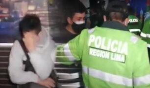 PNP realiza operativo en bares clandestinos de San Juan de Miraflores