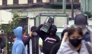 Lima es un caos a solo 48 horas del fin de la cuarentena total
