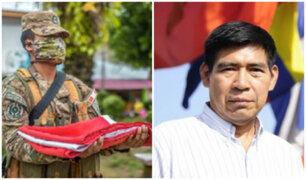 Condorcanqui: rinden homenaje a líder awajún y exautoridades víctimas del COVID-19
