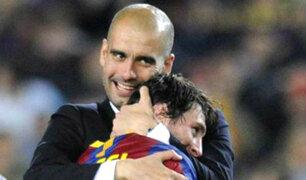 ¡Guardiola se lo lleva!: Messi podría dejar el Barcelona por el Manchester City
