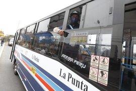 Ministro Lozada: subsidio a transportistas asegura continuidad del servicio