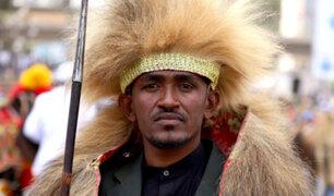 Violentas protestas por asesinato de músico dejan 90 muertos en Etiopía