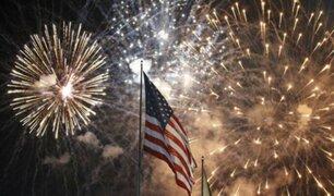 EE.UU: varios estados cerraron diversos espacios para evitar aglomeraciones por fiestas del 4 de julio