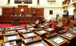 Renuncia masiva: 11 juristas dejan el Consejo Consultivo de la Comisión de Constitución