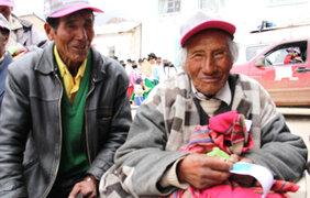 BCR propone ampliar Pensión 65 para llegar a todos los pobres
