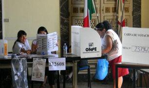 Parlamento crea distrito electoral de peruanos en el exterior con dos curules