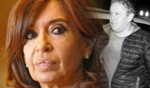 Argentina: asesinan a un ex secretario privado de Cristina Kirchner