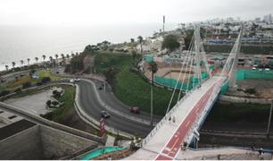 Finalmente inauguran Puente de la Amistad