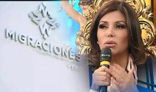 """La superintendenta nacional de Migraciones en """"Porque hoy es sábado con Andrés"""""""