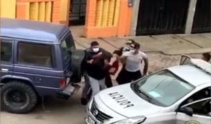 Callao: detienen a joven que intentó arrebatar fusil a policías durante intervención