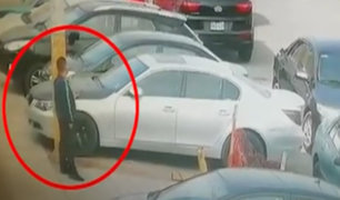 Callao: delincuentes roban camioneta mientras dueño hacía compras