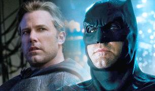 Ben Affleck habría firmado un acuerdo para seguir siendo Batman