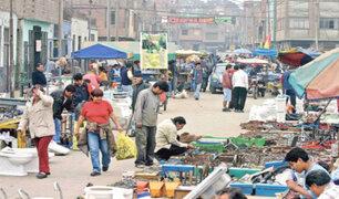 SJM: comerciantes formales reclaman a las autoridades diferente trato con informales