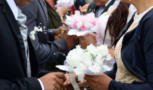 Se contagió en boda masiva: novio muere de Covid-19 dos días después de la ceremonia