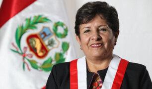 Rosario Paredes: Fiscal de la Nación abre investigación preliminar a congresista
