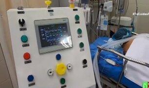 Minsa presentó ventilador mecánico creado por la UNI en 100 días