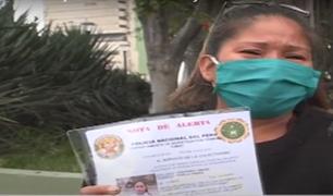 Familia denuncia desaparición de una menor de 14 años y responsabilizan a un soldado del Ejército