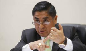 César Hinostroza: Declaran procedente nueva denuncia constitucional en su contra