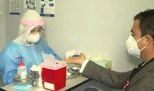 La Molina: 'hospital móvil' irá casa por casa realizando pruebas COVID-19