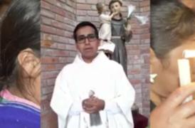 Piura: párroco inicia colecta para instalar planta de oxígeno en Huancabamba