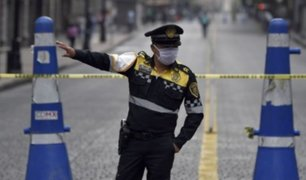 Méxicanos ingresarán al centro histórico según primera letra de su apellido
