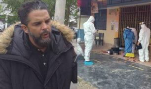 Tumbes: Luis Llanos se encuentra estable y sigue internado en hospital