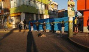 Arequipa: vecinos cerraron accesos a su urbanización para evitar el comercio ambulatorio