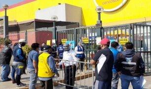 Cierran dos conocidos supermercados en Comas por incumplir medidas de bioseguridad
