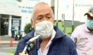 San Isidro: comerciantes denuncian cierre irregular de Mercado Municipal
