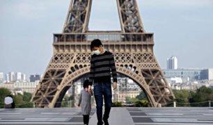 Francia se alista para nueva ola de contagios por la COVID-19