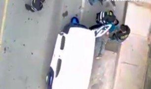 Chorrillos: detienen a sujeto que atacó y baleó a policía durante intervención
