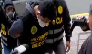 PNP capturó a sicario que mató a balazos a venezolana debajo de un puente