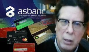ASBANC cuestiona congelamiento de deudas bancarias